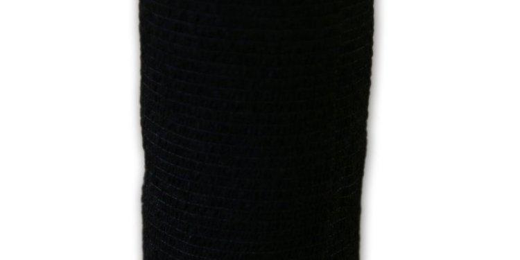 Schnelle  Bondage, auch für Anfänger mit dem Bondagetape in schwarz.