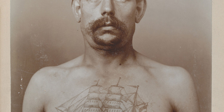 Carl Wilhelm August Otto Sternke, Hamburg, 1880-1890 © Hamburg Museum, Sammlung Fotografie